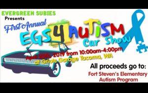 EGS 4 Autism Car Show