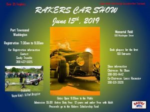 Rakers Car Show